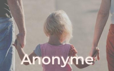 Anonyme, l'endométriose et le projet bébé