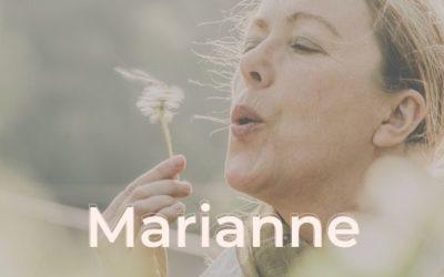 Marianne, parler de l'endométriose est essentiel