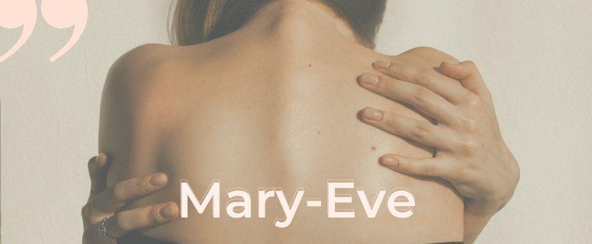 Protégé: Mary-Eve, l'endométriose : une atteinte à la féminité