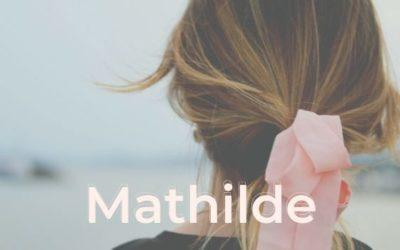 Mathilde, la préservation ovocytaire pour assurer mon avenir